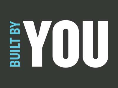 Built by You campaign promo